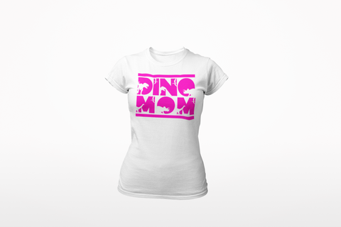DINO MOM T-shirt - Bella Rose Closet