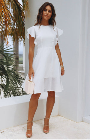 Saba Sundays White Dress