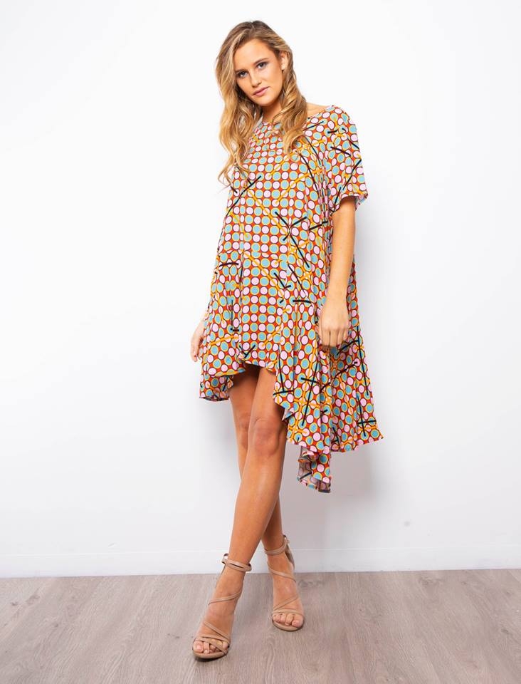 CONFETTI MINI DRESS