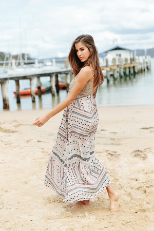 Annabelle - Joelle Maxi Dress