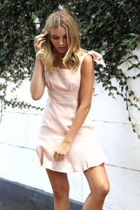 JESSIE DRESS | IN THE SALMON