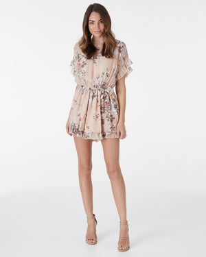 Heart on the Line Playsuit