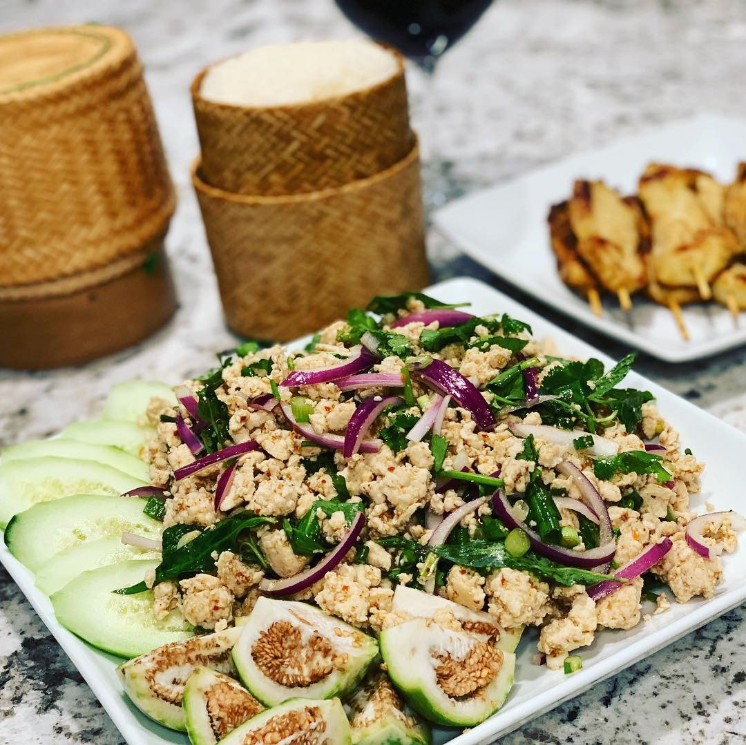 Thai Larb Chicken