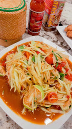Load and play video in Gallery viewer, So Saap Papaya salad and more