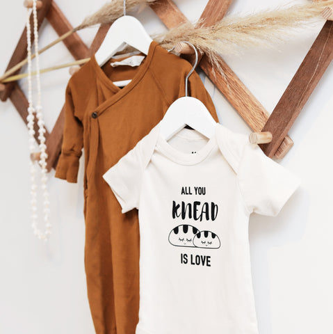 Organic Baby Clothes By Happy Little Toki