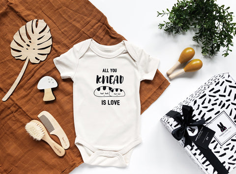 All You Knead Is Love Baby Gift Set