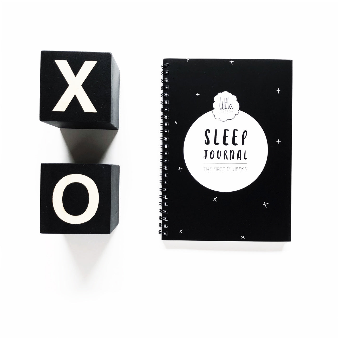 Little Sleepy Baby Sleep Journal