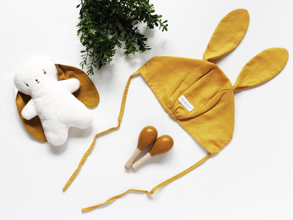 mustard baby gift set collection