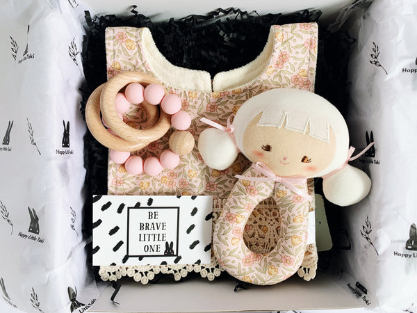 Blossom Baby Doll Gift Set