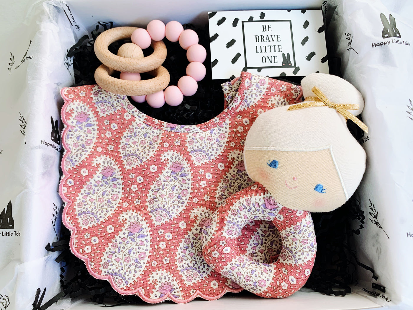 Baby Doll Pink Gift Set