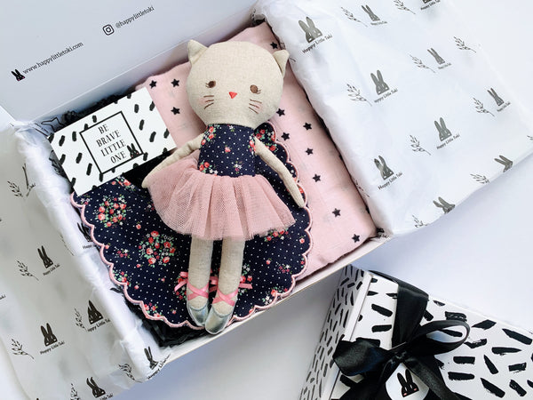 Dreamy Kitty Baby Gift Set
