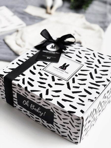 happy little toki baby gift box