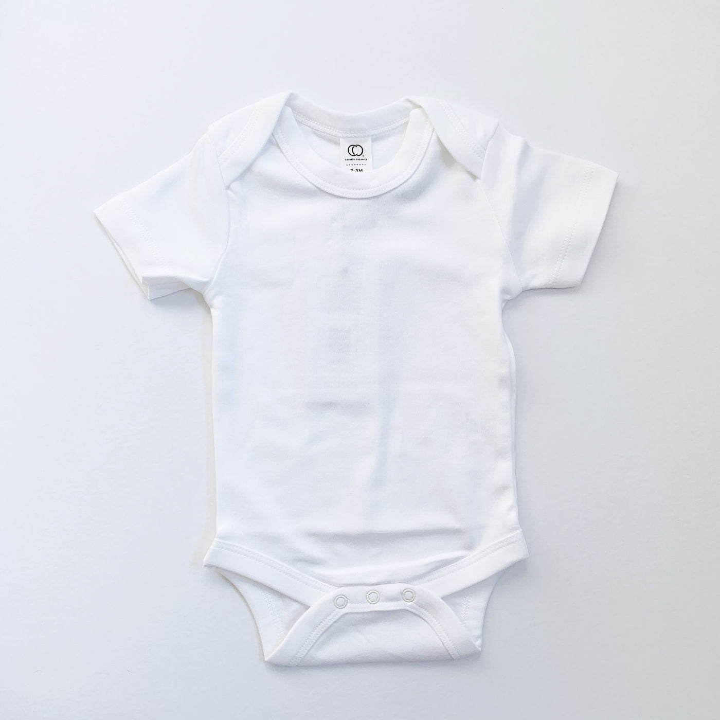 Ethically Source Organic White Romper