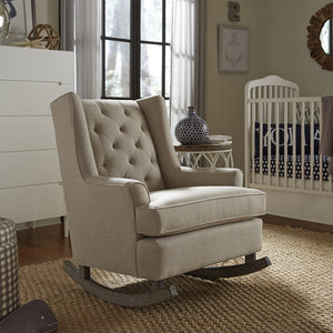 Best Chairs Paisley Runner Rocker
