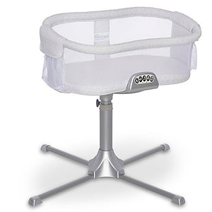 Halo Bassinet Swivel Sleeper Premiere Series in Riverstone