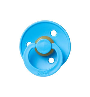 Bibs Baby Pacifier Size - Clearwater