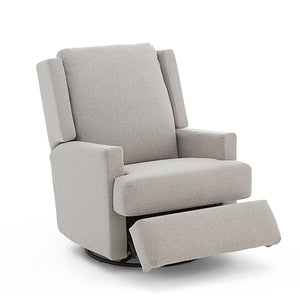 Best Chairs Ainsley Swivel Glider Recliner
