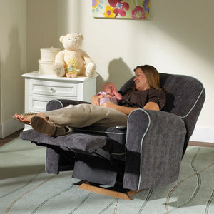 Best Chairs Benji Swivel Glider Recliner