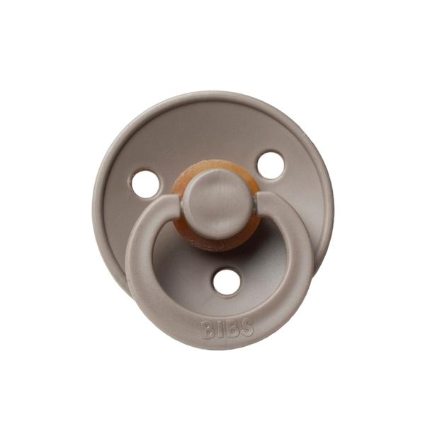 Bibs Baby Pacifier - Dark Oak