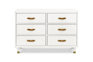 Million Dollar Baby Classic Tanner 6-Drawer Dresser