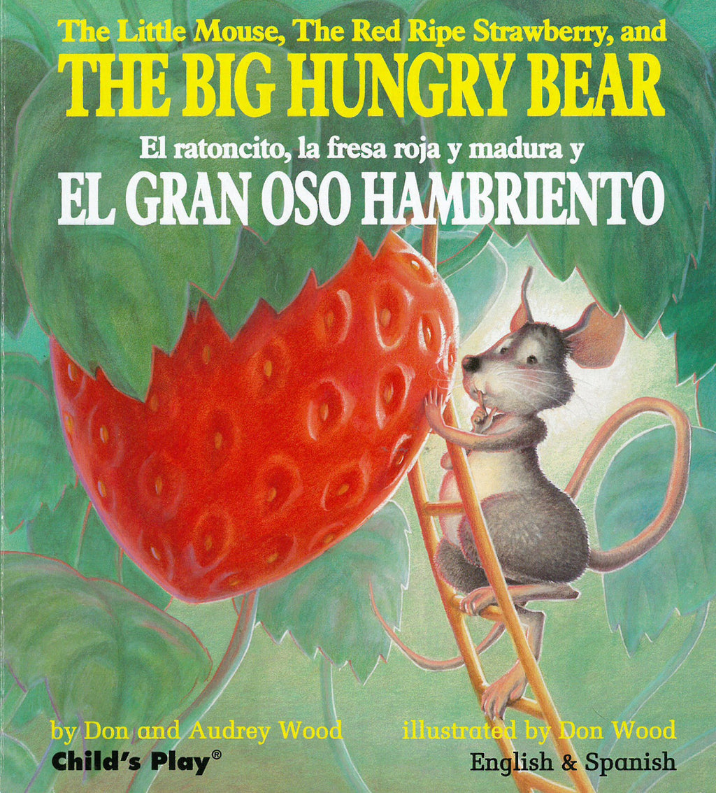 The Big Hungry Bear Board Book