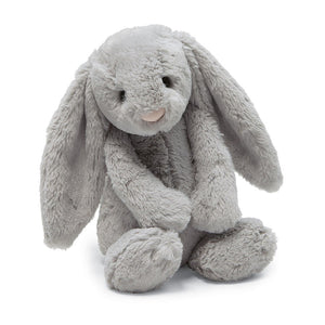 Jellycat Bashful Bunny Grey - Huge