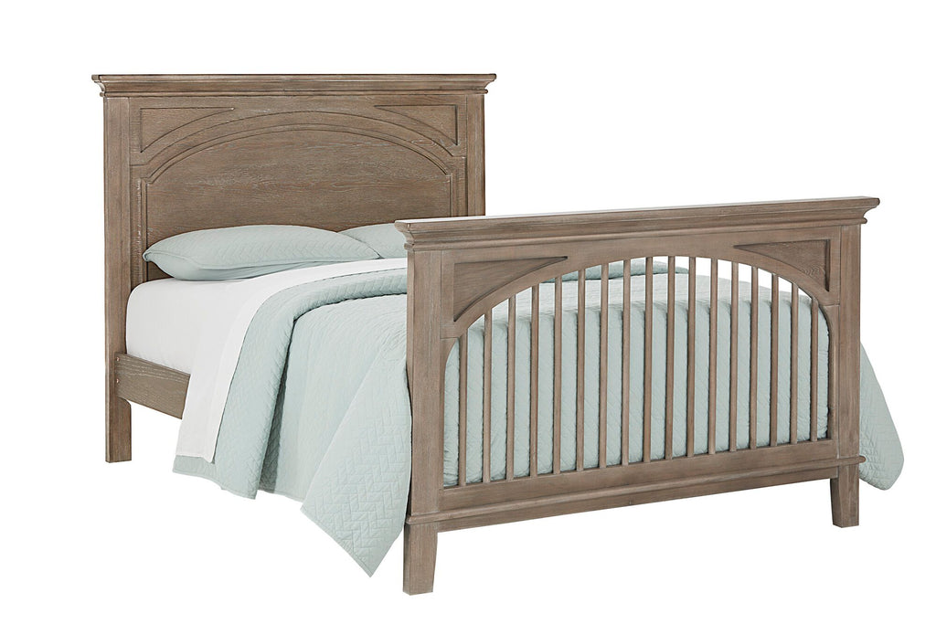Westwood Design Leland Full Bed Rail Conversion Kit In Sandwash