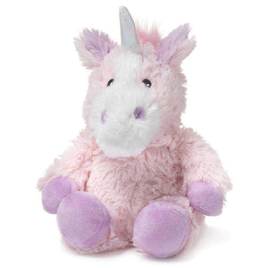 Warmies Cozy Plush Heatable Unicorn
