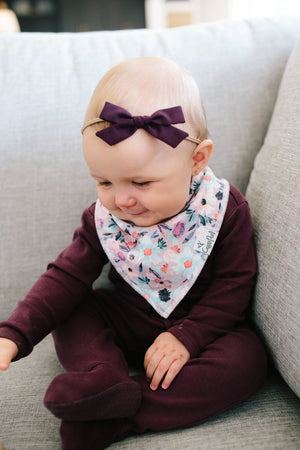 Copper Pearl 4-Pack Bandana Bibs - Morgan