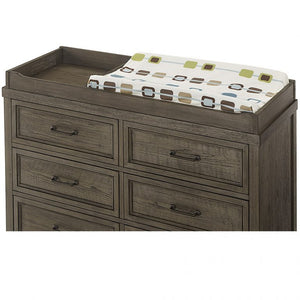 Westwood Design Foundry Changing Tray in Brushed Pewter