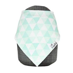 Copper Pearl 4-Pack Bandana Bibs - Tribe
