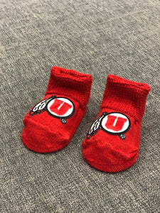 Ute Newborn Booties
