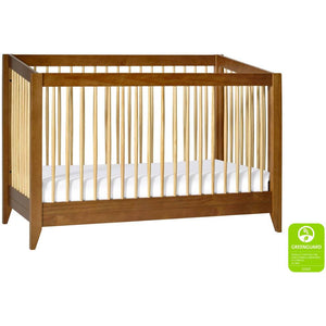 Babyletto Sprout 4-in-1 Convertible Crib with Toddler Bed Conversion Kit