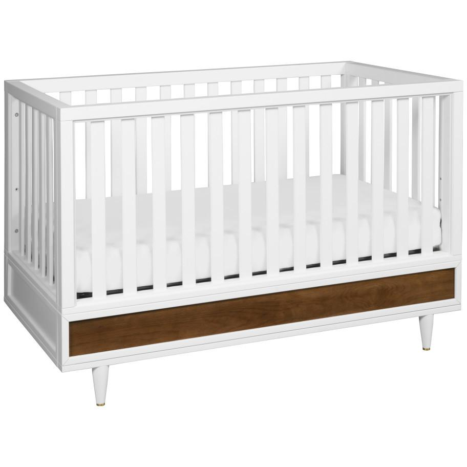 Babyletto Eero 4-in-1 Convertible Crib with Toddler Bed Conversion Kit