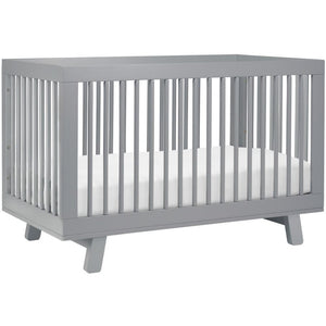 Babyletto Hudson 3-in-1 Convertible Crib with Toddler Bed Conversion Kit