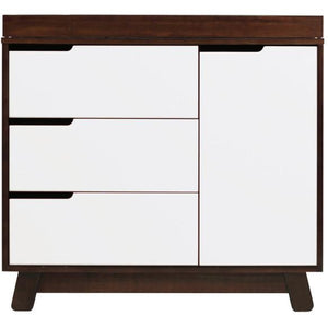 Babyletto Hudson 3-Drawer Changer Dresser with Removable Changing Tray