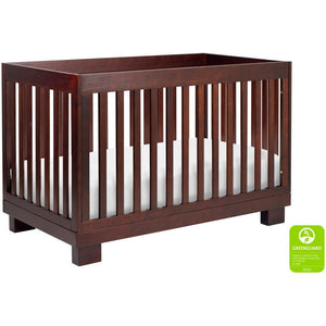 Babyletto Modo 3-in-1 Convertible Crib with Toddler Bed Conversion Kit