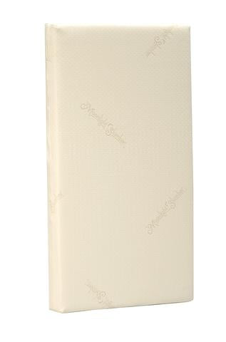 Moonlight Slumber Premium Cotton Crib Mattress Pad - Waterproof