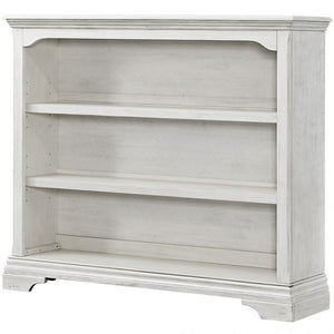 Westwood Design Olivia Hutch/Bookcase In Brushed White