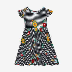 Posh Peanut Twirl Dress - Louisa