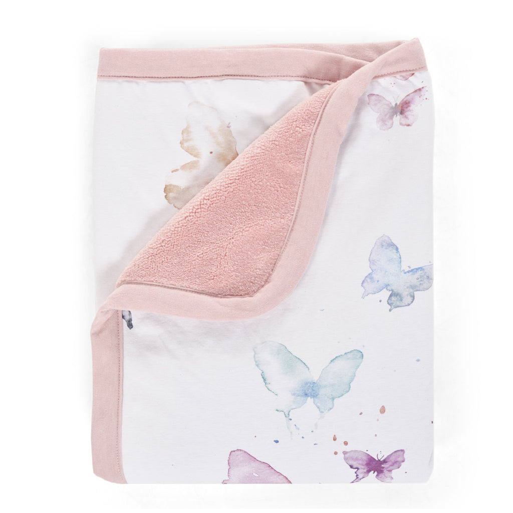 Oilo Cuddle Blanket - Butterfly