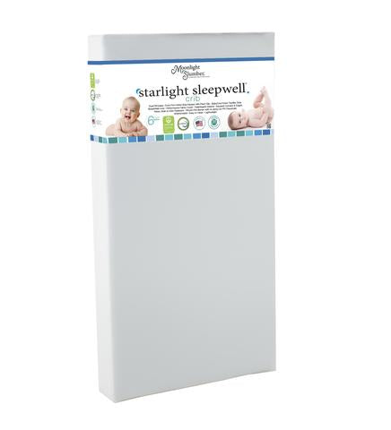 Moonlight Slumber Starlight Sleepwell Baby Crib Mattress