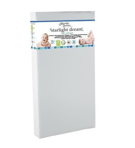 Moonlight Slumber Starlight Dream Baby Crib Mattress