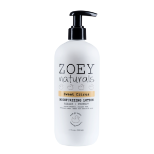 Zoey Naturals Moisturizing Lotion Sweet Citrus