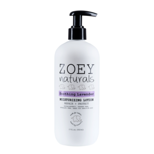 Zoey Naturals Moisturizing Lotion Soothing Lavender