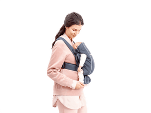 BabyBjorn Carrier Mini in Vintage Indigo