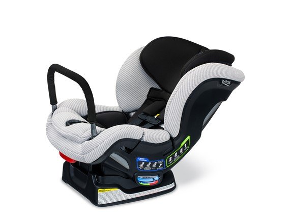 Britax Boulevard ClickTight Anti-Rebound Bar Convertible Car Seat - Clean Comfort