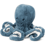 Jellycat Storm Octopus Large