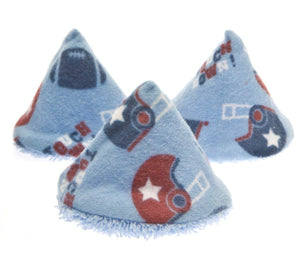 Beba Bean 5-Pack Pee-Pee Teepee - Football