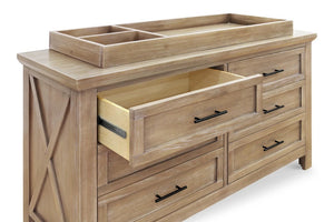 Franklin & Ben Removable Changing Tray for 6-Drawer Dresser
